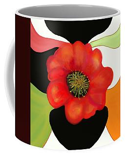 Pop Poppy Coffee Mug