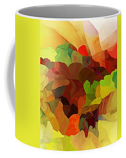 Coffee Mug featuring the digital art Popago by David Lane
