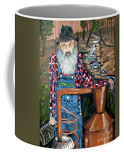 Popcorn Sutton - Bootlegger - Still Coffee Mug