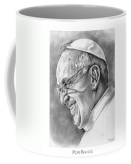 Pope Francis Coffee Mug