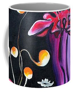 Poppies Fantasy.. Coffee Mug