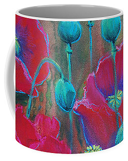 Poppies  Coffee Mug