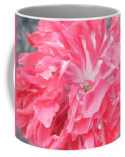 Popping Pink Coffee Mug