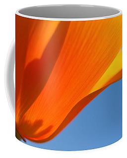 Coffee Mug featuring the photograph Poppy 2 by Jonathan Nguyen