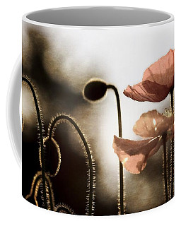 Poppy Generations Coffee Mug by Kenny Glotfelty