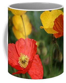 Poppy Iv Coffee Mug by Tiffany Erdman
