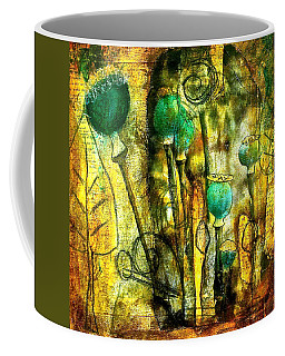 Poppy Pods Coffee Mug