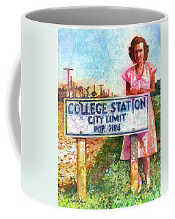 Population 2184 Coffee Mug