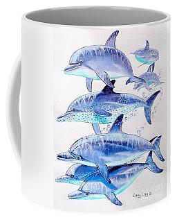 Porpoise Play Coffee Mug