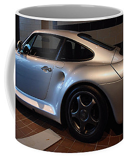 Porsche 1987 959 Coffee Mug by John Schneider