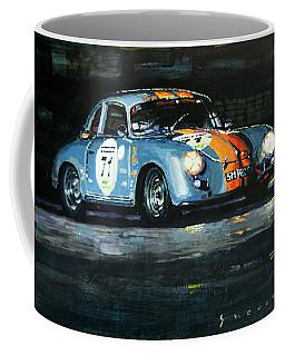 Porsche 356 A 1959 Le Mans Classic 2010 Coffee Mug