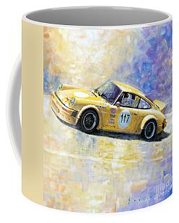 Porsche 911 S Typ G Josef Michl Coffee Mug