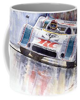 Porsche 917 10 Rc Cola Team Follmer Coffee Mug