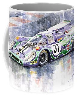 Porsche 917 K Martini Racing 1970 Coffee Mug