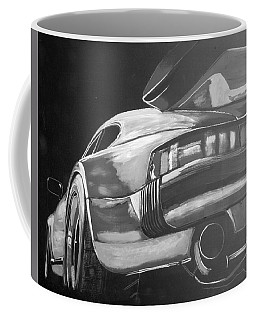 Porsche Turbo Coffee Mug
