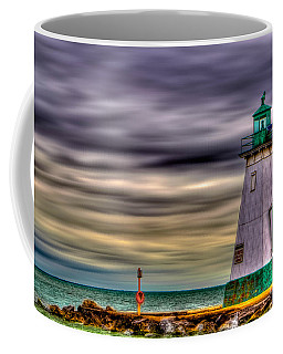 Port Dalhousie Lighthouse Coffee Mug by Jerry Fornarotto