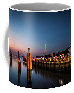 Port Jefferson Coffee Mug by Mihai Andritoiu