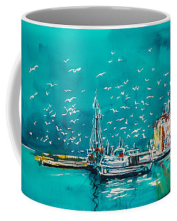 Port Coffee Mug
