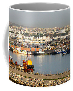 Port Of Agadir Morocco 1 Coffee Mug