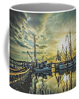 Coffee Mug featuring the photograph Port Royal by Jessica Brawley