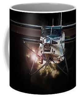 Porter Light Coffee Mug by Paul Job