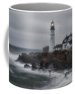 Portland Head Nor'easter Coffee Mug