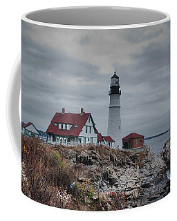 Portland Headlight 14456 Coffee Mug