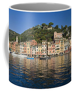 Coffee Mug featuring the photograph Portofino by Antonio Scarpi