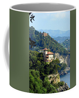 Portofino Coastline Coffee Mug