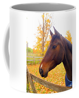 Portrait Of A Beauty Coffee Mug