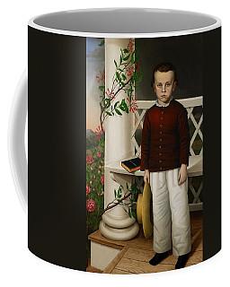 Portrait Of A Boy Coffee Mug