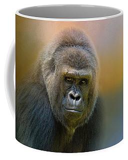 Portrait Of A Gorilla Coffee Mug