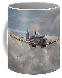 Portrait Of An Icon Coffee Mug by Pat Speirs