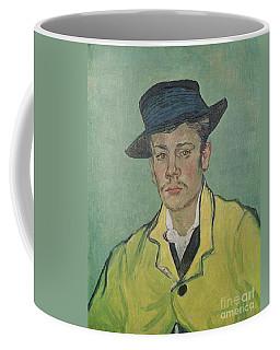 Portrait Of Armand Roulin Coffee Mug