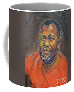 Portrait Of Felly Coffee Mug