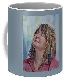 Portrait Of Peg Coffee Mug