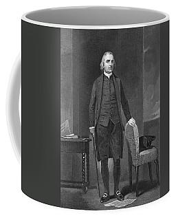 Portrait Of Sam Adams Coffee Mug
