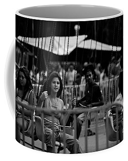 Portrait Of Summer Fun Coffee Mug
