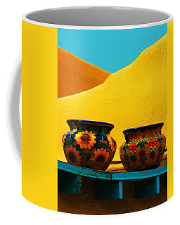 Portrait Of Taos Coffee Mug