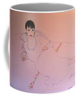 Portrait Of The Artists Wife Coffee Mug