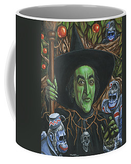 Portrait Of Wickedness Coffee Mug