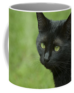 Portrait Of Satin Coffee Mug