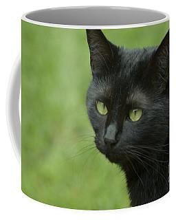 Portrait Of Satin Coffee Mug