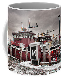 Portsmouth Tugboats Coffee Mug