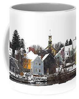 Portsmouth Waterfront Pwwc Coffee Mug