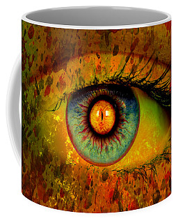 Possessed Coffee Mug