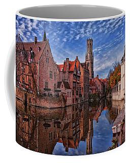 Postcard Canal Coffee Mug