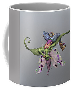 Pot Fairy Coffee Mug