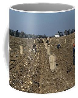 Potato Harvest, 1940 Coffee Mug