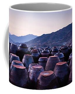 Pots Of Plum Coffee Mug